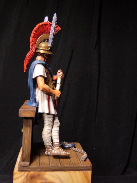 Tribun Romain d'Alexander Miniature. FINI P1060314