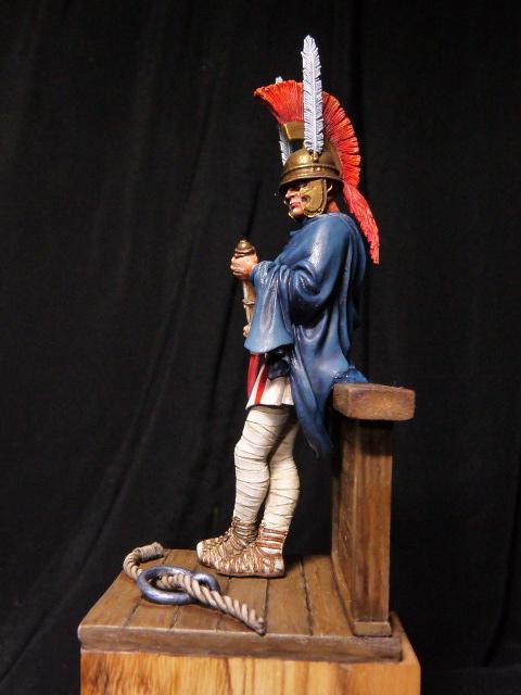 Tribun Romain d'Alexander Miniature. FINI P1060315