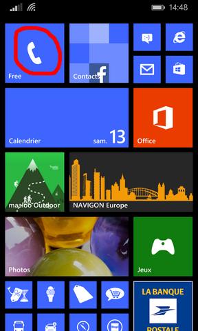 [Resolu] Comment activer la MVV SFR sur Lumia 625 0110