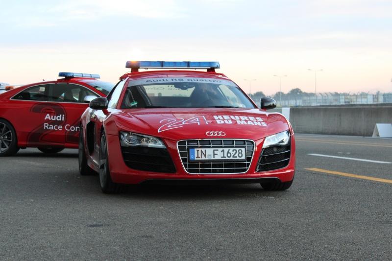 Audi RS8 aux 24 h du mans Img_1710