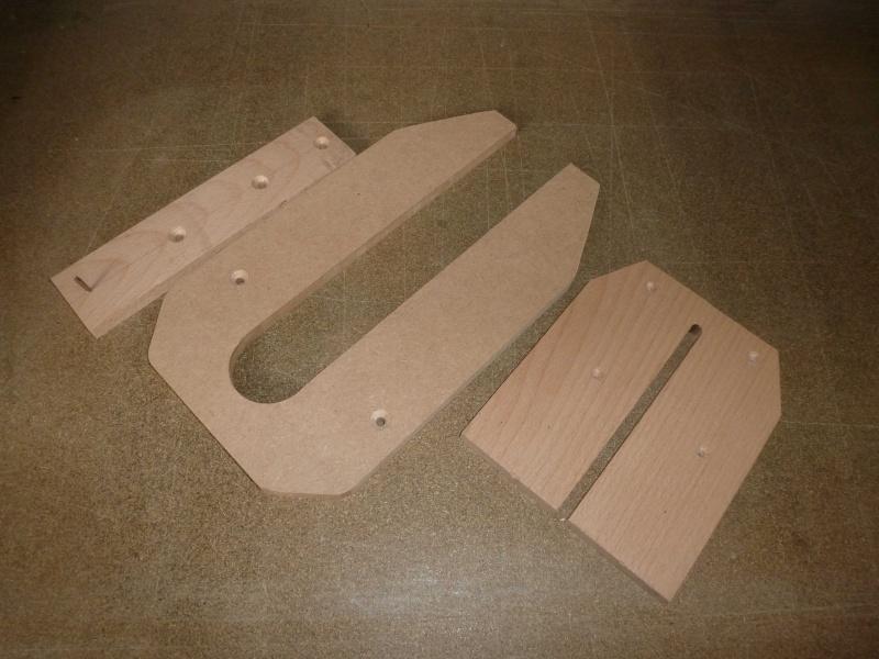 Accessoires pour défonceuse Festool OF1400 001110
