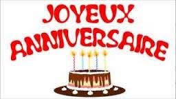 30/10 Anniversaires : agnes24, Fred30, Haras du Ry, jp097, Labos, Marjolaine, mimi18, rb42, SEILHES Anni1512