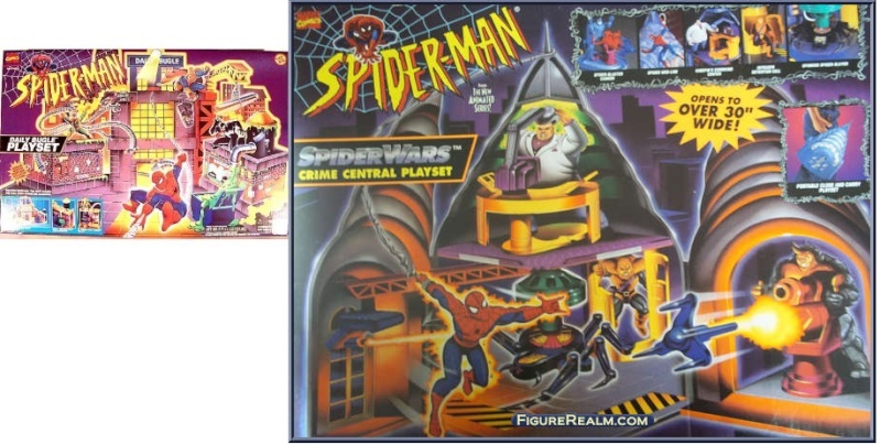 Spider-Man/The Animated Serie (Toy Biz) 1994-1996  Playse10