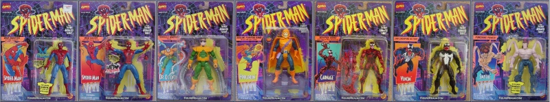 Spider-Man/The Animated Serie (Toy Biz) 1994-1996  Serie_10