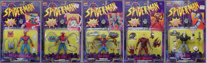 Spider-Man/The Animated Serie (Toy Biz) 1994-1996  Serie_15