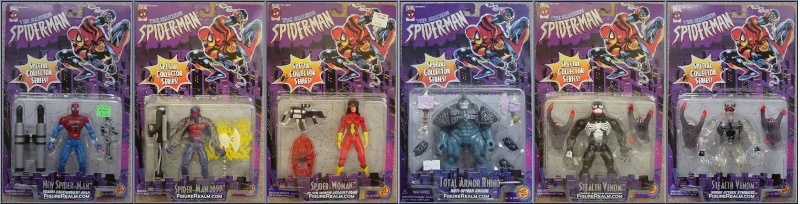 Spider-Man/The Animated Serie (Toy Biz) 1994-1996  Serie_16