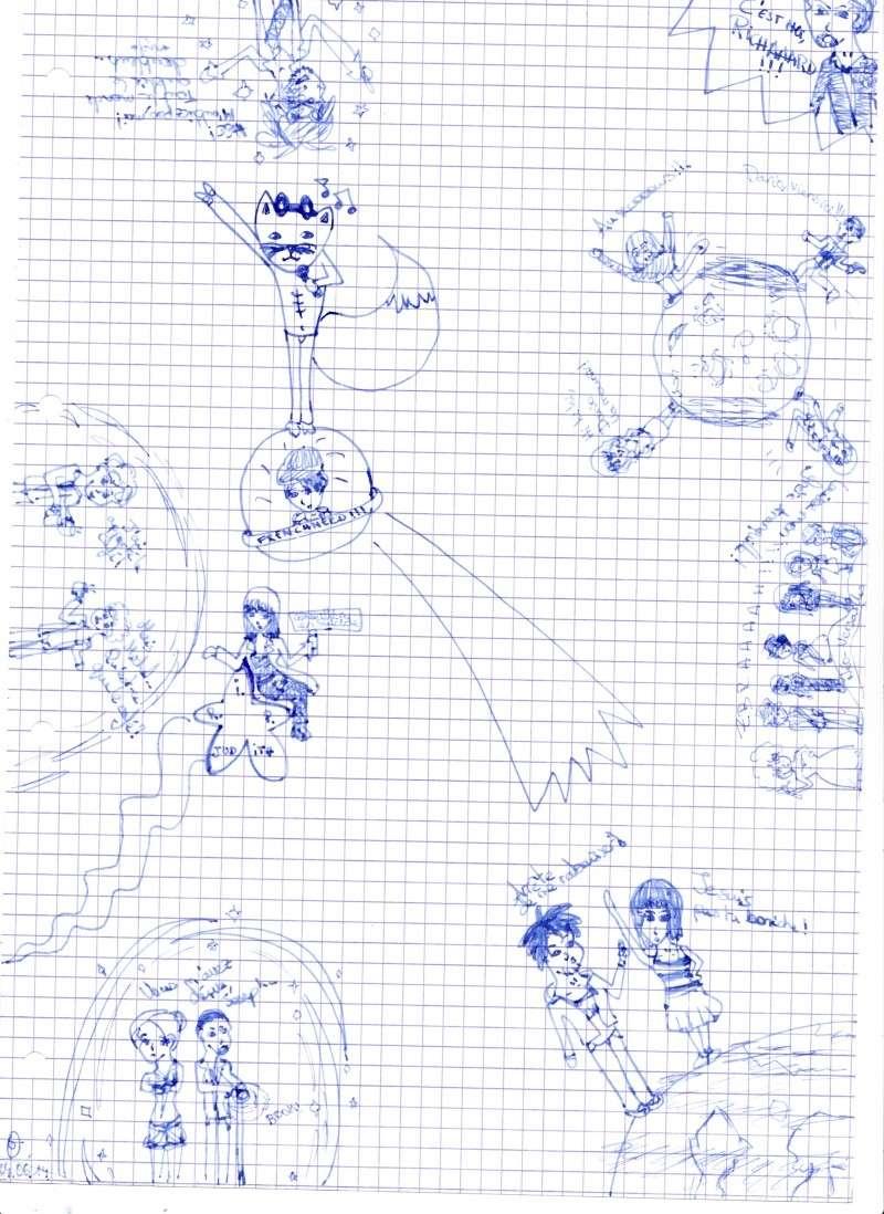 [Dessin] Petits fan art sans prétention (parce que ça fait passer le temps ^^) Galaxi11