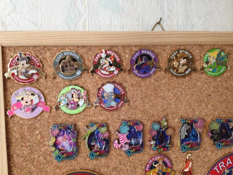 Le Pin Trading à Disneyland Paris - Page 38 10504910
