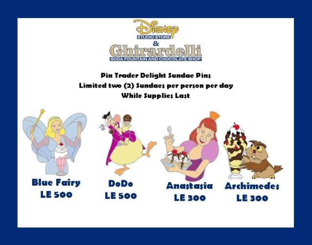 Le Pin Trading à Disneyland Paris - Page 3 10549210