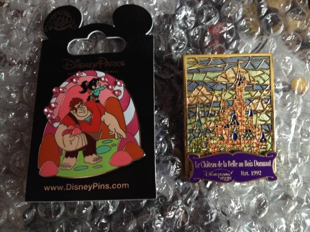 Le Pin Trading à Disneyland Paris - Page 37 15074410