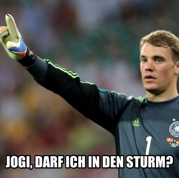 #1 - Manuel Neuer Darfic10