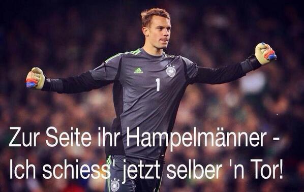 #1 - Manuel Neuer Zursei10