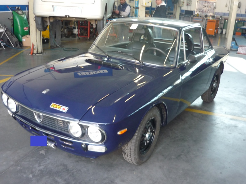 VENDO - Fulvia Safari P1050110