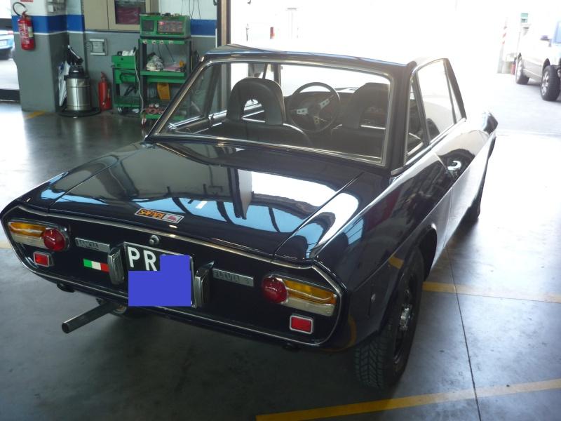 VENDO - Fulvia Safari P1050210