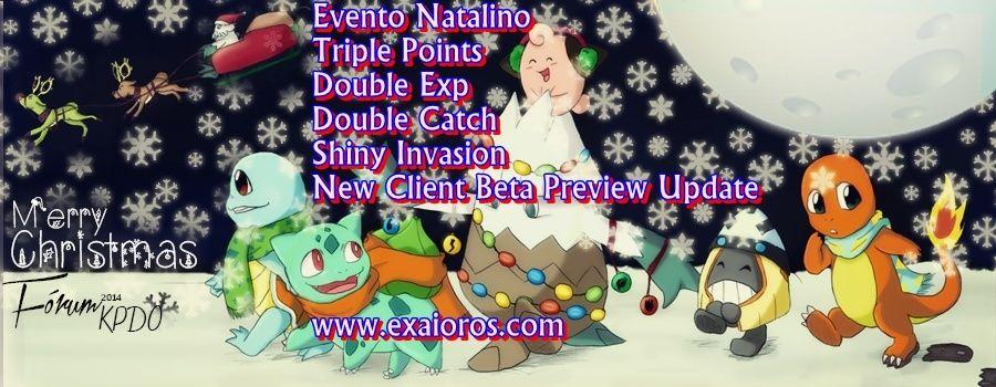 Evento Natalino+Atualização Natalina !!!20/12/2014 Esse10