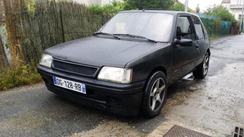 [will972]  GTI modifiée (sans tuning)  - 1.9 noir mat - 1990 20140810