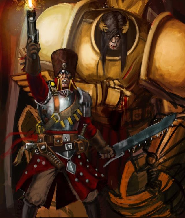 [W30K] L'Empereur de l'Humanité / The Emperor of Mankind - Page 2 Ohihon11