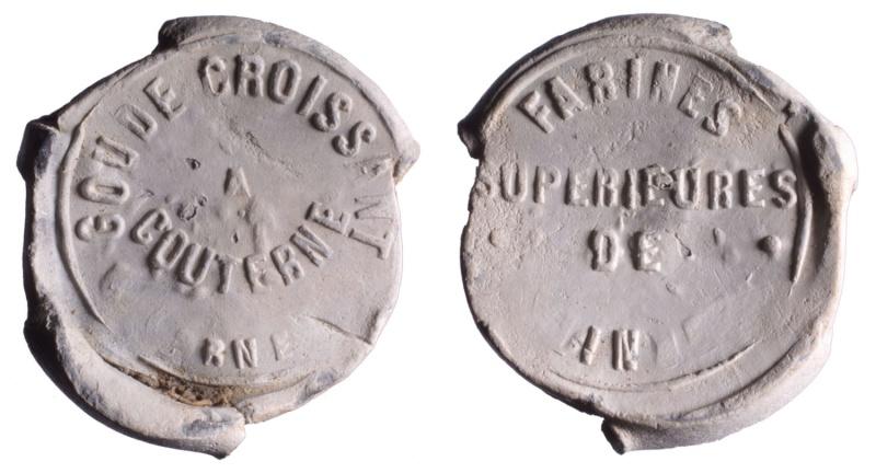Les plombs de minoterie D349210