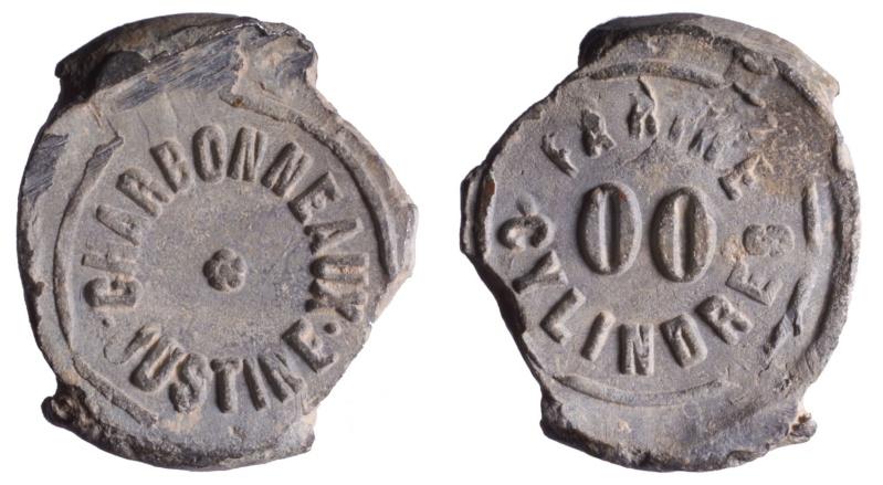 Les plombs de minoterie D364110