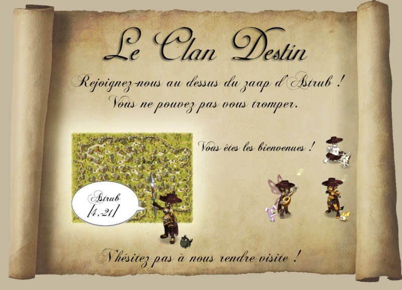Le Clan Destin Iie10