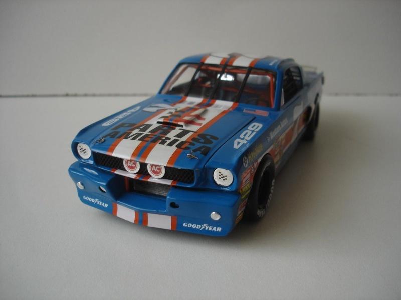 Mustang '65 NASCAR enfin FINI - Page 5 Dsc08713