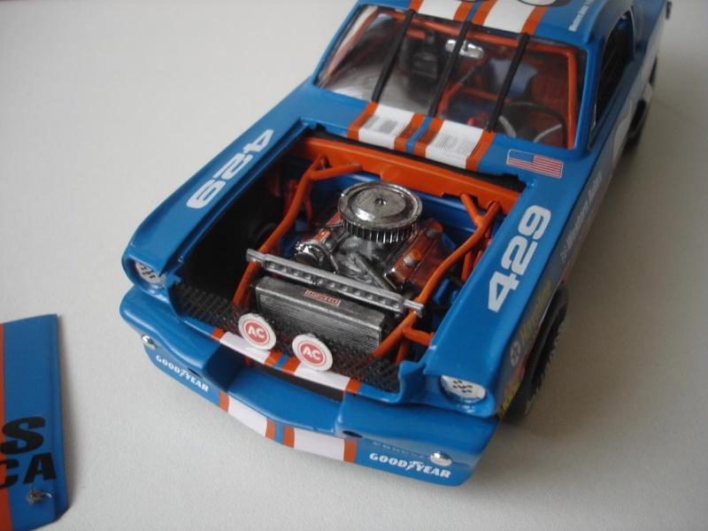 Mustang '65 NASCAR enfin FINI - Page 5 Dsc08720
