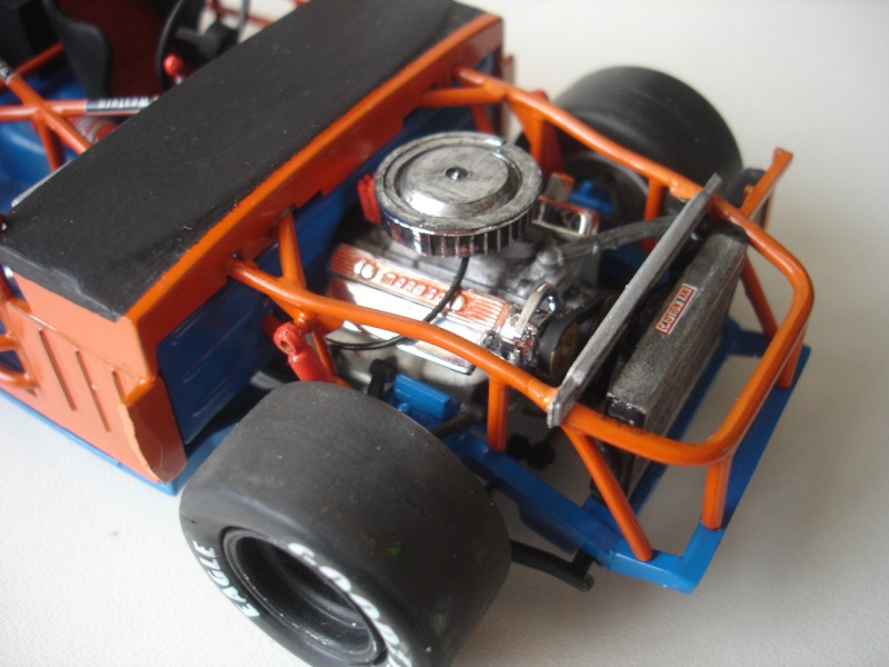 Mustang '65 NASCAR enfin FINI - Page 5 Dsc08735