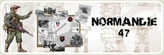 Campagne Normandie 1947