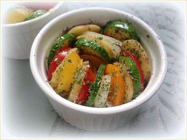 Tian de légumes d'été 23349110