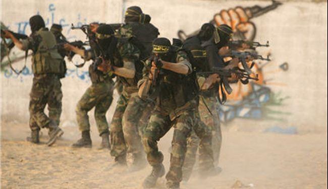 القسام تختطف جنديا صهيونيا Alalam10