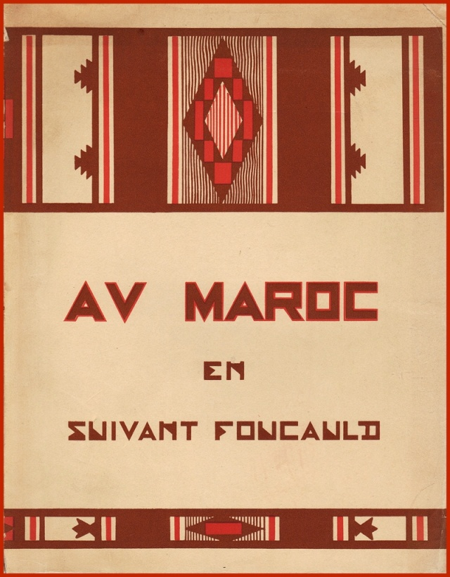 Au MAROC en suivant FOUCAULD. 01-f_011