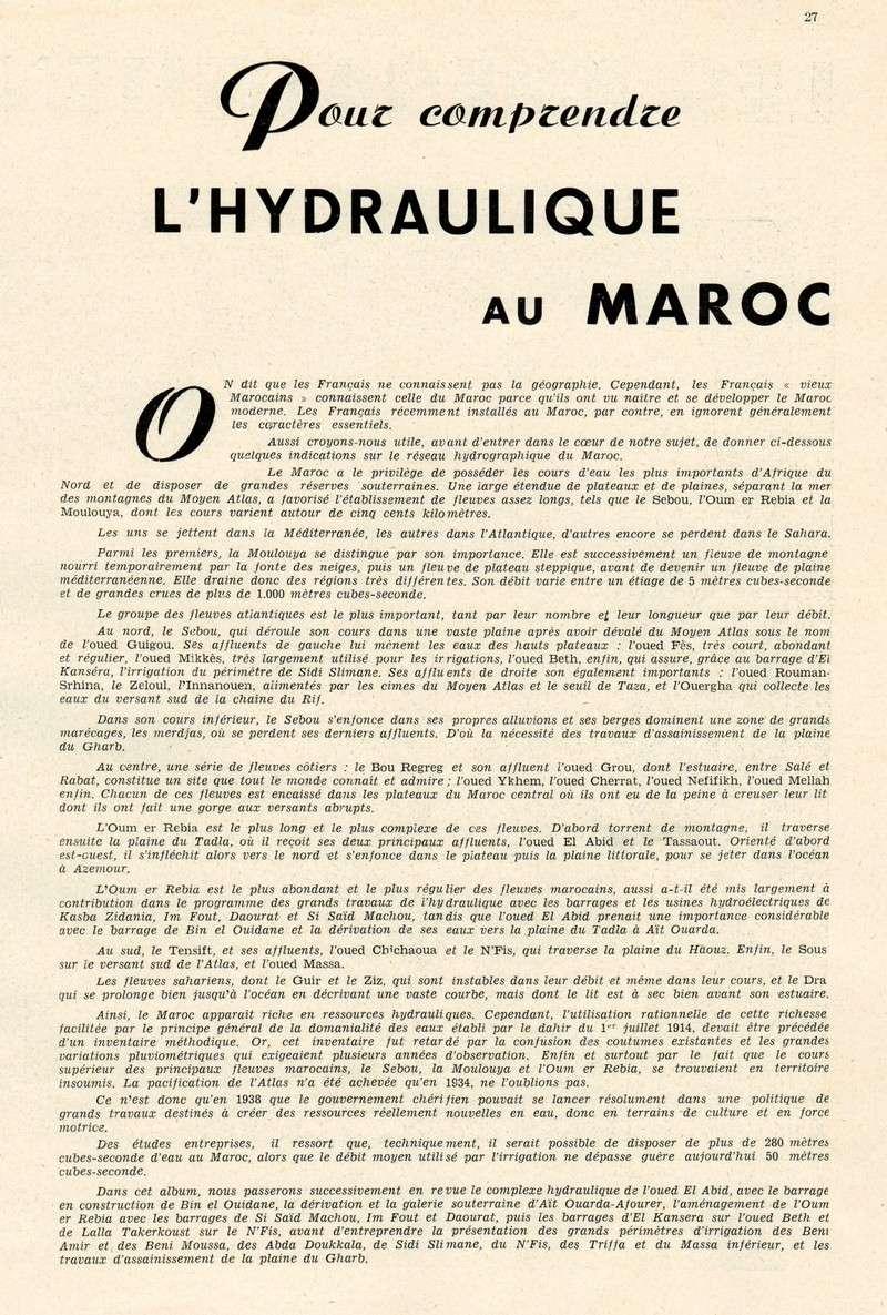 L'Hydraulique et l'Electricité au MAROC. 01-f_020