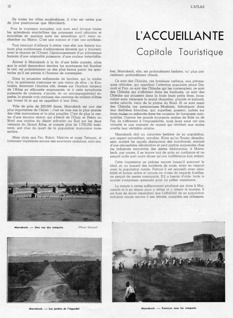 Tourisme et Hivernage. 03-1210