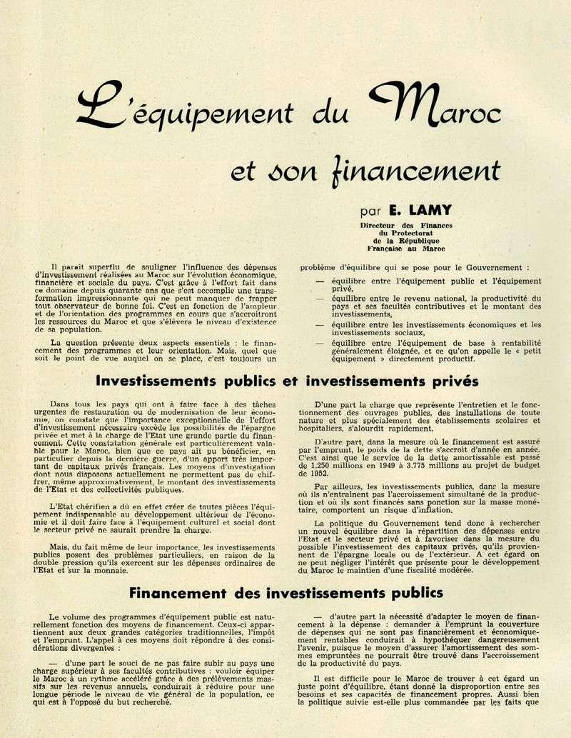 Evolution du Maroc en 1951. 04-sws12