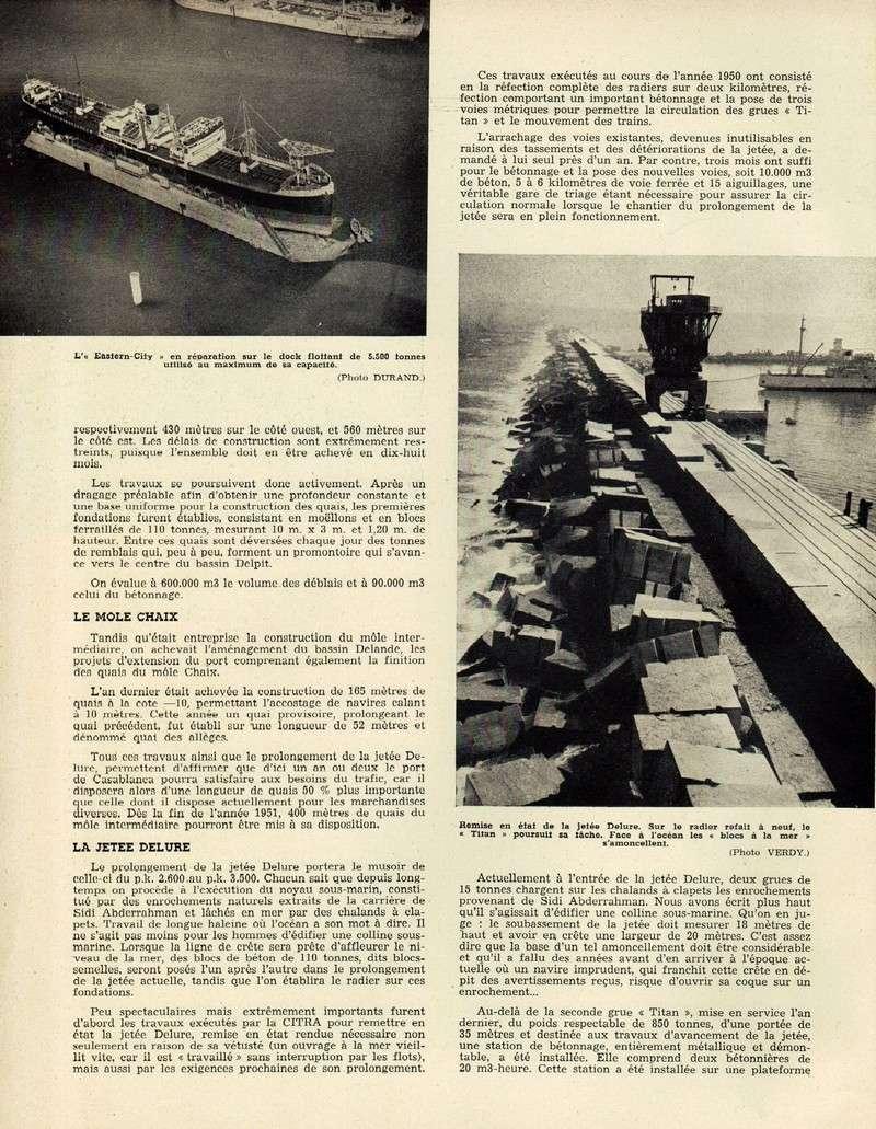 Evolution du Maroc en 1951. 04-sws13