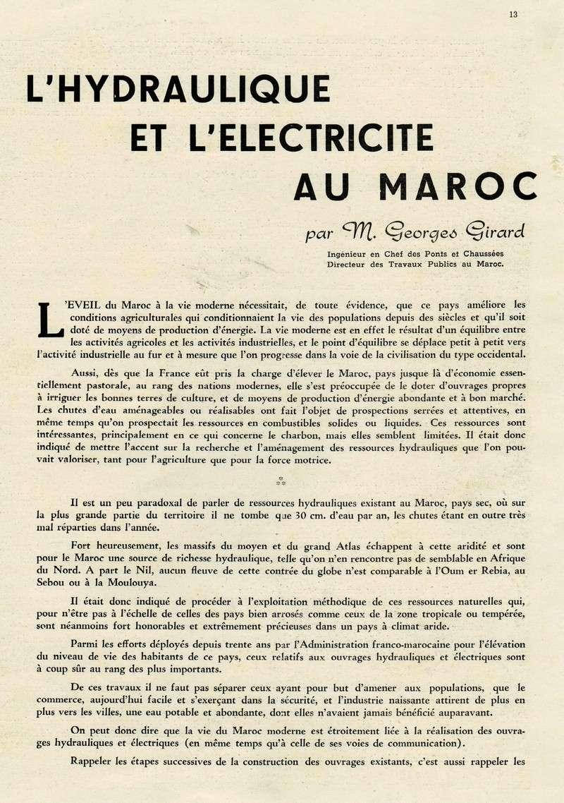 L'Hydraulique et l'Electricité au MAROC. 05-f_019