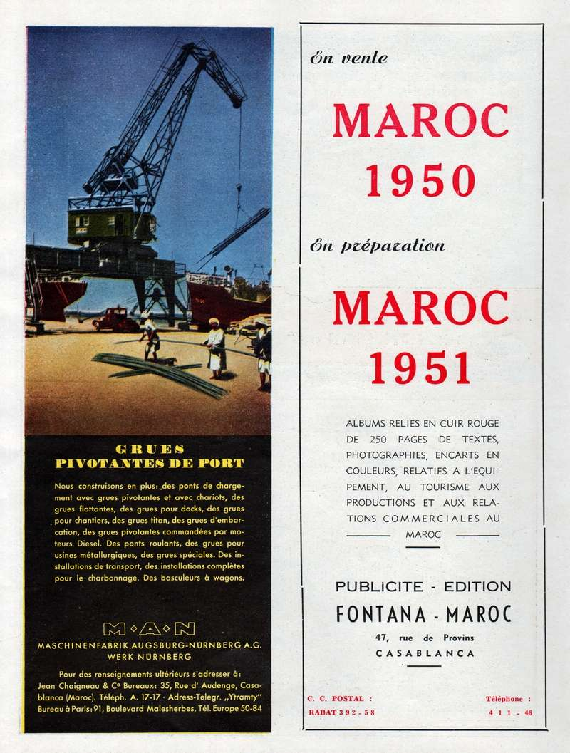 L'Hydraulique et l'Electricité au MAROC. - Page 9 06-01010