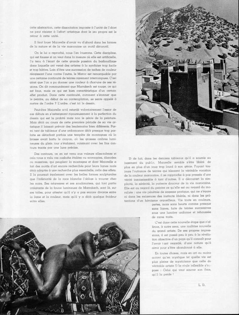 Tourisme et Hivernage. 06-1510