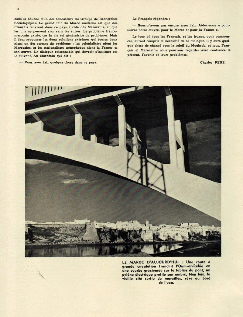 Evolution du Maroc en 1951. 08-sws11