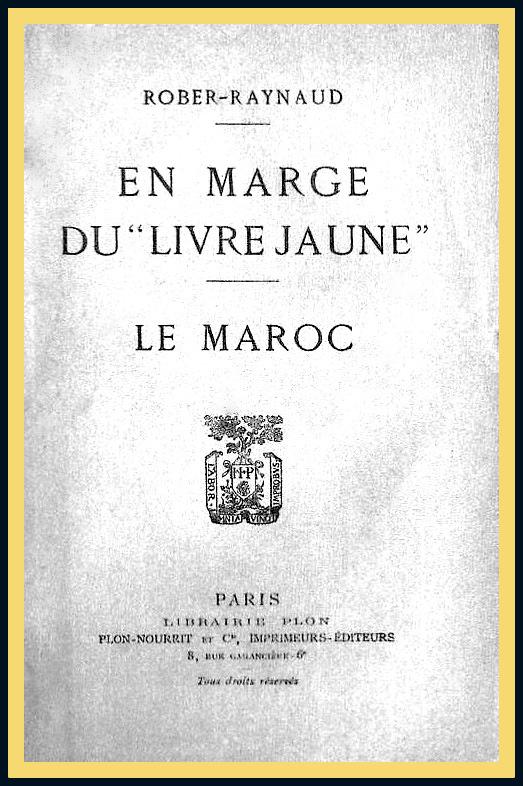 LE MAROC ( en marge du livre jaune) 1-en_m14