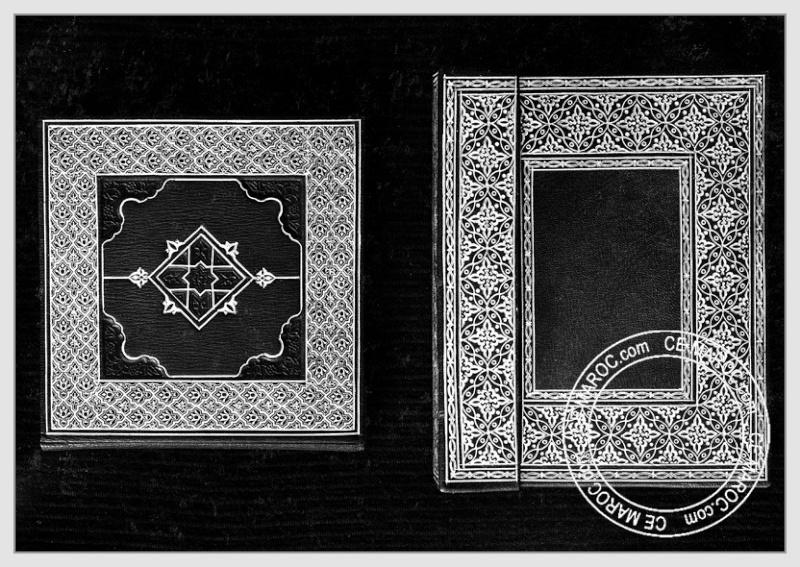 Fez : les tanneurs et l'artisanat du cuir. 10-14910