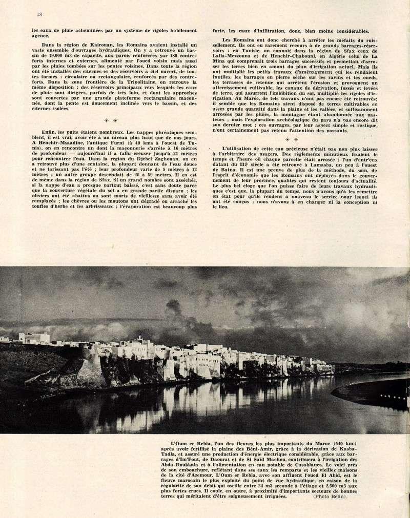 L'Hydraulique et l'Electricité au MAROC. 10-f_019