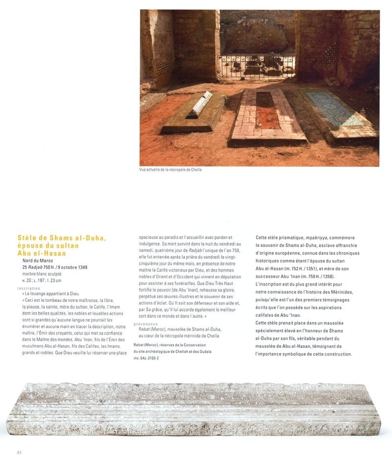 Maroc médiéval. - Page 2 10004810