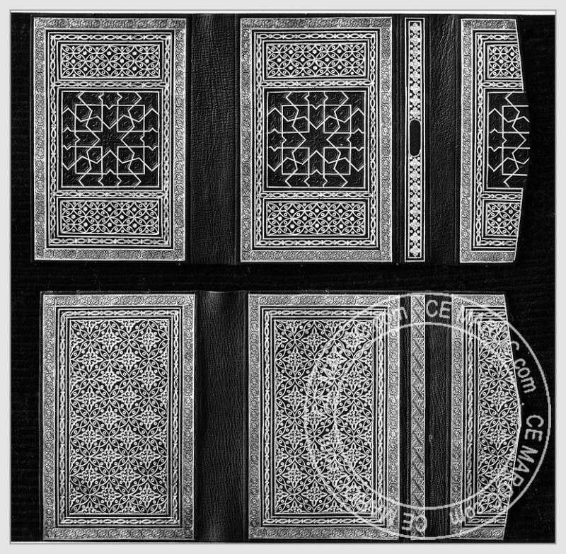 Fez : les tanneurs et l'artisanat du cuir. 11-15310