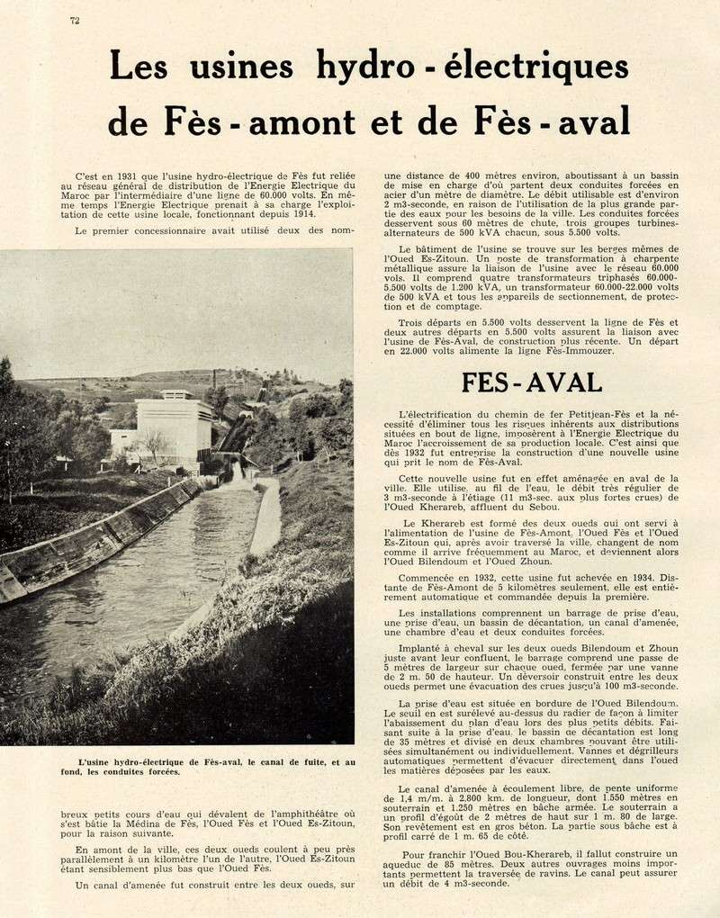 L'Hydraulique et l'Electricité au MAROC. - Page 3 14-f_022