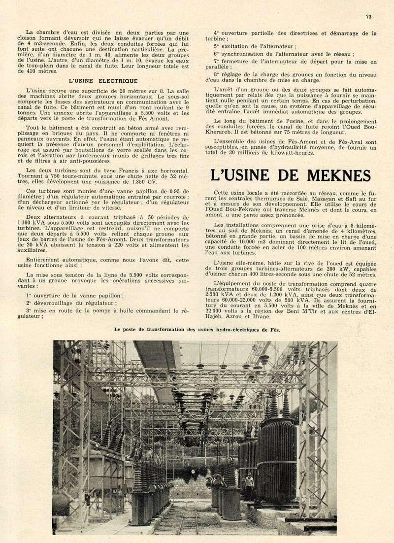 L'Hydraulique et l'Electricité au MAROC. - Page 3 15-f_020