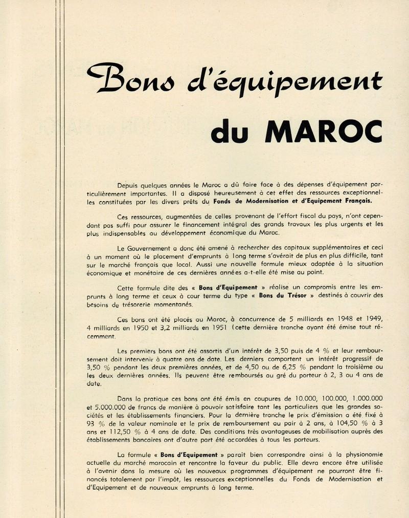 Evolution du Maroc en 1951. 17-sws11
