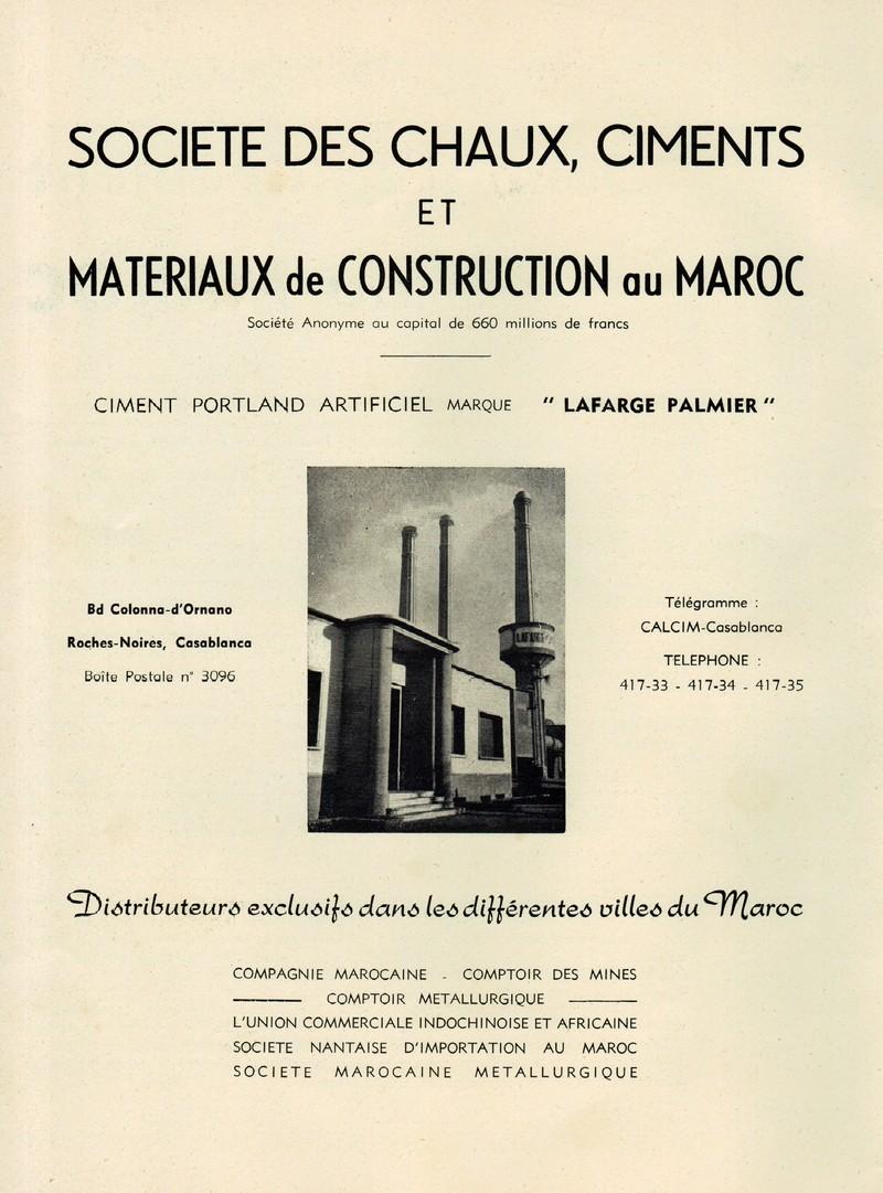 Evolution du Maroc en 1951. 18-sws11