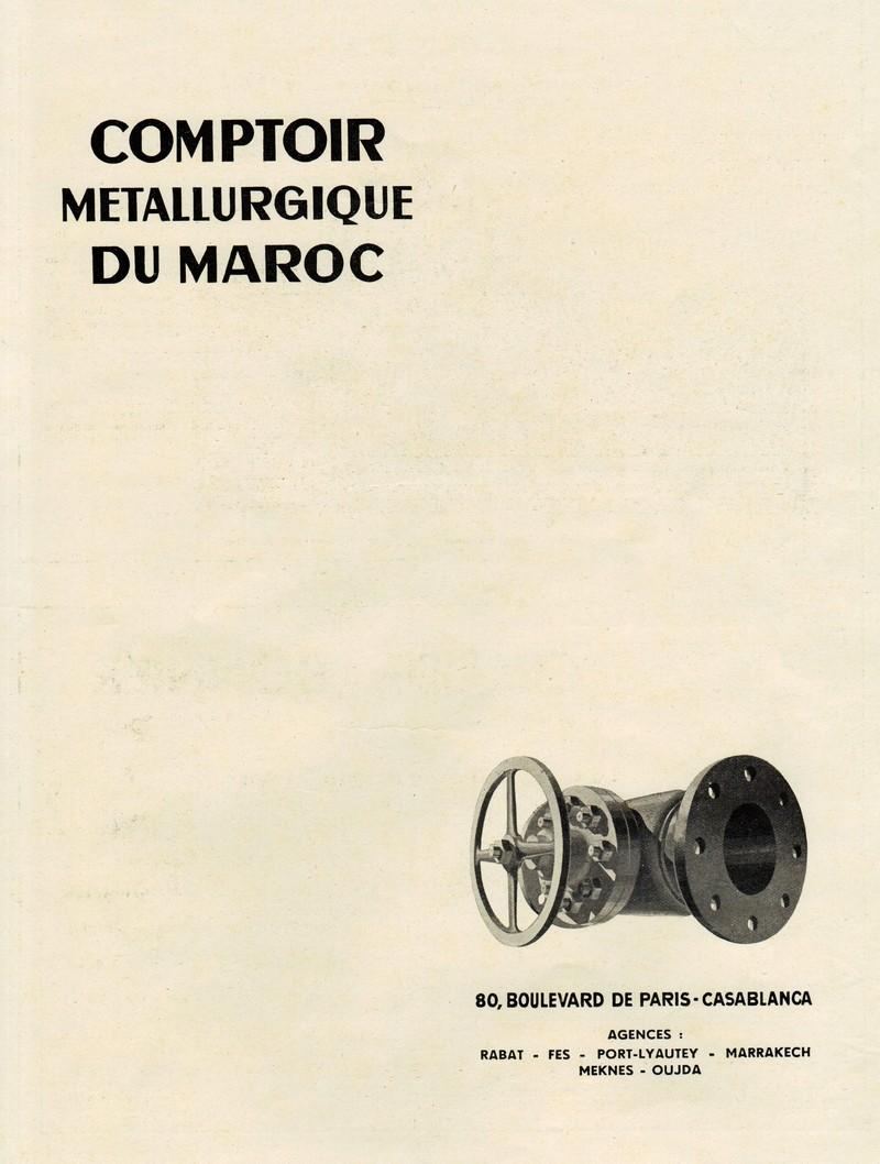 L'Hydraulique et l'Electricité au MAROC. - Page 9 19-01010