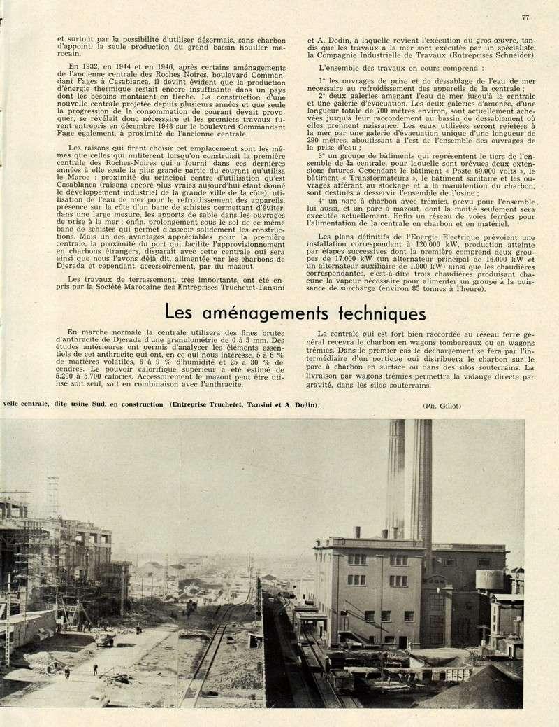 L'Hydraulique et l'Electricité au MAROC. - Page 3 19-f_015